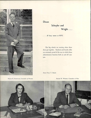 Page 14, 1955 Edition, Pittsburg State University - Kanza Yearbook (Pittsburg, KS) online yearbook collection