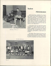Page 16, 1955 Edition, Pittsburg State University - Kanza Yearbook (Pittsburg, KS) online yearbook collection