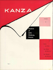 Page 6, 1955 Edition, Pittsburg State University - Kanza Yearbook (Pittsburg, KS) online yearbook collection
