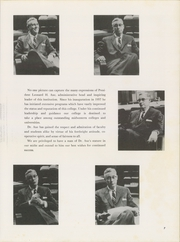 Page 11, 1959 Edition, Pittsburg State University - Kanza Yearbook (Pittsburg, KS) online yearbook collection