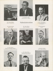 Page 13, 1959 Edition, Pittsburg State University - Kanza Yearbook (Pittsburg, KS) online yearbook collection