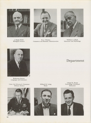 Page 14, 1959 Edition, Pittsburg State University - Kanza Yearbook (Pittsburg, KS) online yearbook collection