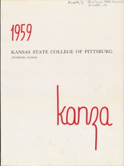 Page 5, 1959 Edition, Pittsburg State University - Kanza Yearbook (Pittsburg, KS) online yearbook collection