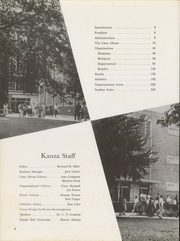 Page 6, 1959 Edition, Pittsburg State University - Kanza Yearbook (Pittsburg, KS) online yearbook collection