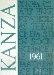 1961 Edition, Pittsburg State University - Kanza Yearbook (Pittsburg, KS)