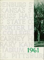 Page 6, 1961 Edition, Pittsburg State University - Kanza Yearbook (Pittsburg, KS) online yearbook collection
