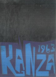 1963 Edition, Pittsburg State University - Kanza Yearbook (Pittsburg, KS)