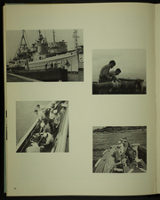 Munsee (ATF 1077) - Naval Cruise Book online yearbook collection, 1968 Edition, Page 42