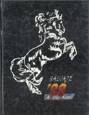 Page 1, 1988 Edition, Eastern Technical High School - Salvaje (Essex, MD) online yearbook collection