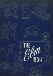 Frederick Sasscer High School - Elm Yearbook (Upper Marlboro, MD) online yearbook collection, 1954 Edition, Page 1