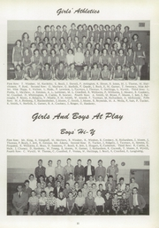 Page 19, 1954 Edition, Frederick Sasscer High School - Elm Yearbook (Upper Marlboro, MD) online yearbook collection