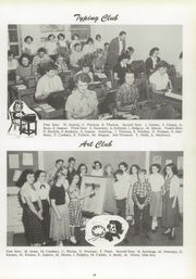 Page 23, 1954 Edition, Frederick Sasscer High School - Elm Yearbook (Upper Marlboro, MD) online yearbook collection