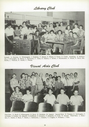 Page 24, 1954 Edition, Frederick Sasscer High School - Elm Yearbook (Upper Marlboro, MD) online yearbook collection