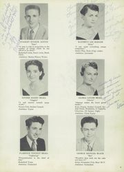 Page 13, 1957 Edition, Frederick Sasscer High School - Elm Yearbook (Upper Marlboro, MD) online yearbook collection