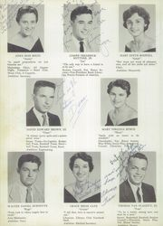 Page 14, 1957 Edition, Frederick Sasscer High School - Elm Yearbook (Upper Marlboro, MD) online yearbook collection