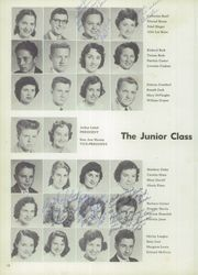 Page 22, 1957 Edition, Frederick Sasscer High School - Elm Yearbook (Upper Marlboro, MD) online yearbook collection
