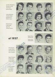 Page 23, 1957 Edition, Frederick Sasscer High School - Elm Yearbook (Upper Marlboro, MD) online yearbook collection