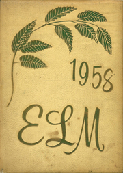 Frederick Sasscer High School - Elm Yearbook (Upper Marlboro, MD) online yearbook collection, 1958 Edition, Page 1