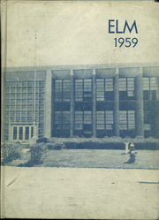 Frederick Sasscer High School - Elm Yearbook (Upper Marlboro, MD) online yearbook collection, 1959 Edition, Page 1