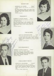 Page 10, 1959 Edition, Frederick Sasscer High School - Elm Yearbook (Upper Marlboro, MD) online yearbook collection