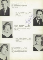Page 11, 1959 Edition, Frederick Sasscer High School - Elm Yearbook (Upper Marlboro, MD) online yearbook collection
