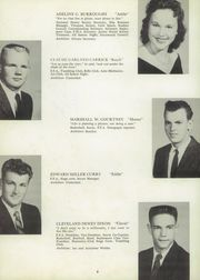 Page 12, 1959 Edition, Frederick Sasscer High School - Elm Yearbook (Upper Marlboro, MD) online yearbook collection
