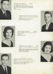 Page 13, 1959 Edition, Frederick Sasscer High School - Elm Yearbook (Upper Marlboro, MD) online yearbook collection