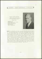 Page 15, 1932 Edition, Friends School of Baltimore - Quaker Yearbook (Baltimore, MD) online yearbook collection