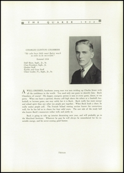 Page 17, 1932 Edition, Friends School of Baltimore - Quaker Yearbook (Baltimore, MD) online yearbook collection