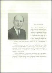 Page 10, 1948 Edition, Friends School of Baltimore - Quaker Yearbook (Baltimore, MD) online yearbook collection