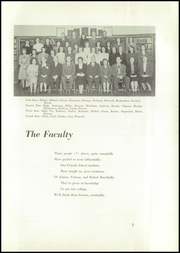 Page 11, 1948 Edition, Friends School of Baltimore - Quaker Yearbook (Baltimore, MD) online yearbook collection