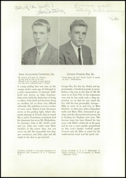 Page 17, 1948 Edition, Friends School of Baltimore - Quaker Yearbook (Baltimore, MD) online yearbook collection
