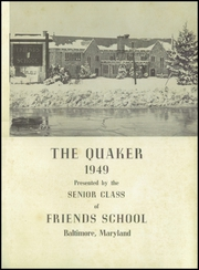 Page 5, 1949 Edition, Friends School of Baltimore - Quaker Yearbook (Baltimore, MD) online yearbook collection
