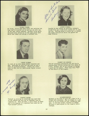 Page 14, 1948 Edition, Chestertown High School - Dragon Yearbook (Chestertown, MD) online yearbook collection