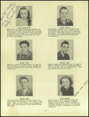 Page 16, 1948 Edition, Chestertown High School - Dragon Yearbook (Chestertown, MD) online yearbook collection