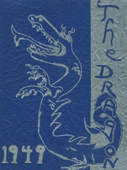 1949 Edition, Chestertown High School - Dragon Yearbook (Chestertown, MD)