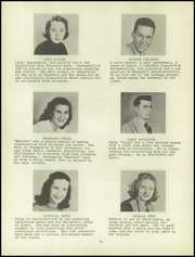 Page 14, 1949 Edition, Chestertown High School - Dragon Yearbook (Chestertown, MD) online yearbook collection