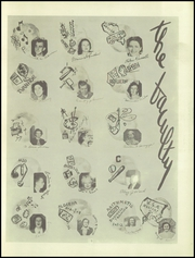 Page 9, 1949 Edition, Chestertown High School - Dragon Yearbook (Chestertown, MD) online yearbook collection