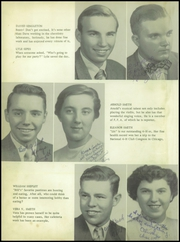 Page 16, 1954 Edition, Flintstone High School - Flint Chips Yearbook (Flintstone, MD) online yearbook collection
