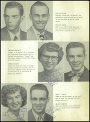 Page 17, 1954 Edition, Flintstone High School - Flint Chips Yearbook (Flintstone, MD) online yearbook collection
