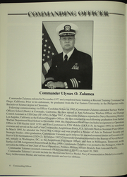 Page 10, 2002 Edition, Oak Hill (LSD 51) - Naval Cruise Book online yearbook collection