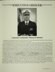 Page 11, 2002 Edition, Oak Hill (LSD 51) - Naval Cruise Book online yearbook collection