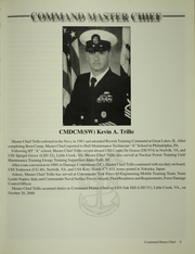 Page 13, 2002 Edition, Oak Hill (LSD 51) - Naval Cruise Book online yearbook collection