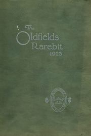 1923 Edition, Oldfields School - Rarebit Yearbook (Glencoe, MD)