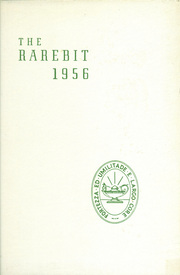 1956 Edition, Oldfields School - Rarebit Yearbook (Glencoe, MD)