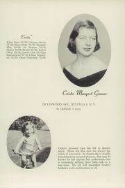 Page 17, 1956 Edition, Oldfields School - Rarebit Yearbook (Glencoe, MD) online yearbook collection