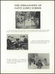Page 17, 1959 Edition, St James School - Bai Yuka Yearbook (St James, MD) online yearbook collection