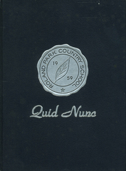 Page 1, 1959 Edition, Roland Park Country School - Quid Nunc Yearbook (Baltimore, MD) online yearbook collection