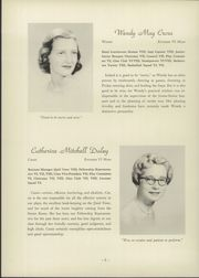 Page 10, 1959 Edition, Roland Park Country School - Quid Nunc Yearbook (Baltimore, MD) online yearbook collection