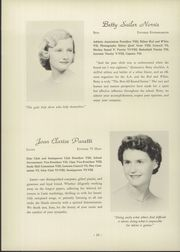 Page 14, 1959 Edition, Roland Park Country School - Quid Nunc Yearbook (Baltimore, MD) online yearbook collection